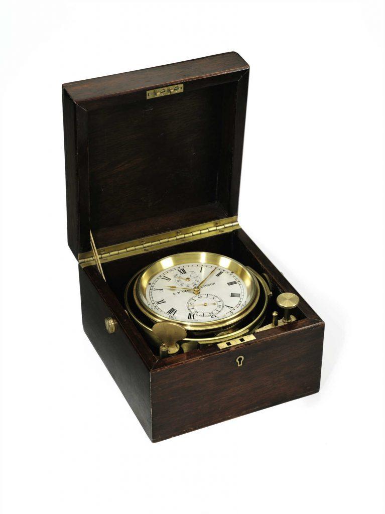Daniels marine chronometer