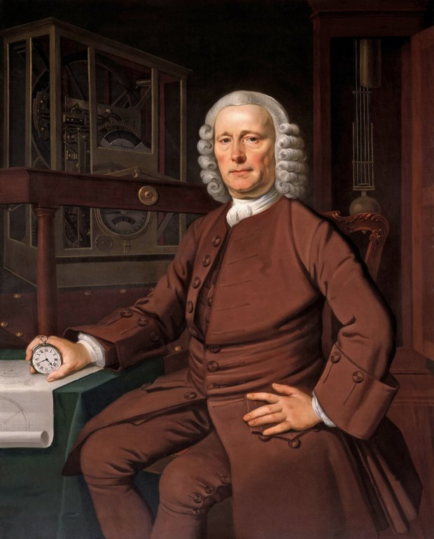 John Harrison watchmaker
