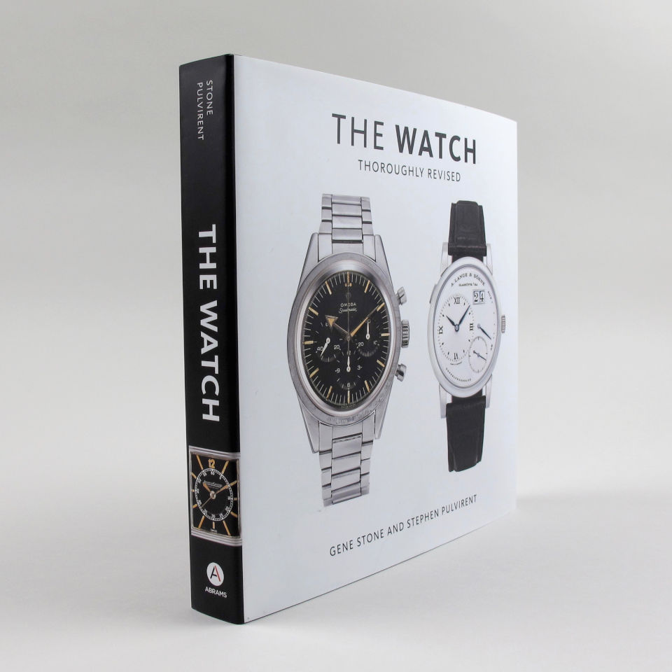 The watch thoroughly revised book