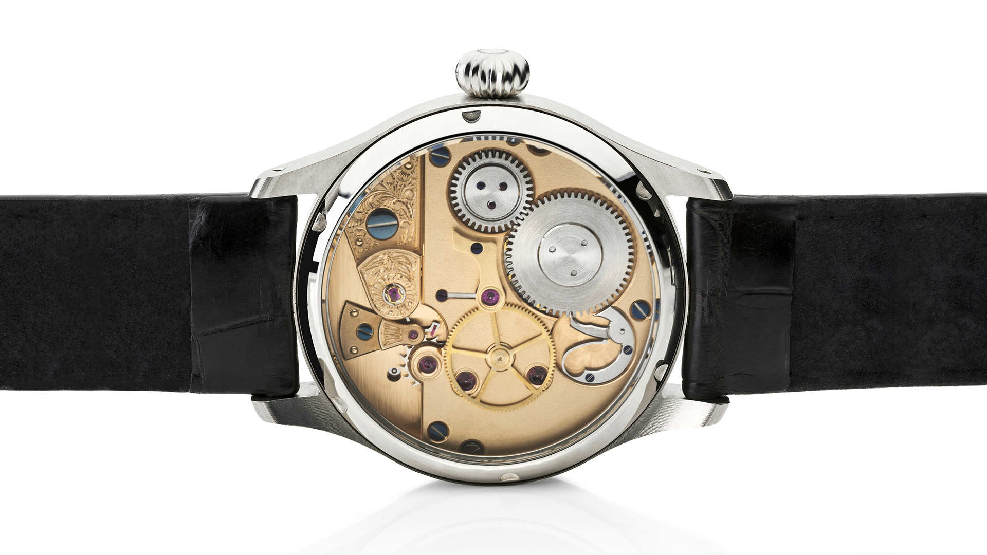 Garrick S2 English watch movement