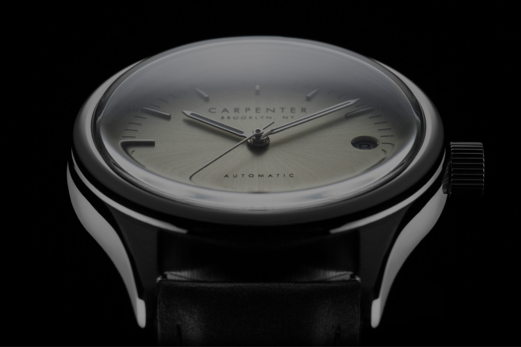 The Gent wristwatch by Carpenter Watches
