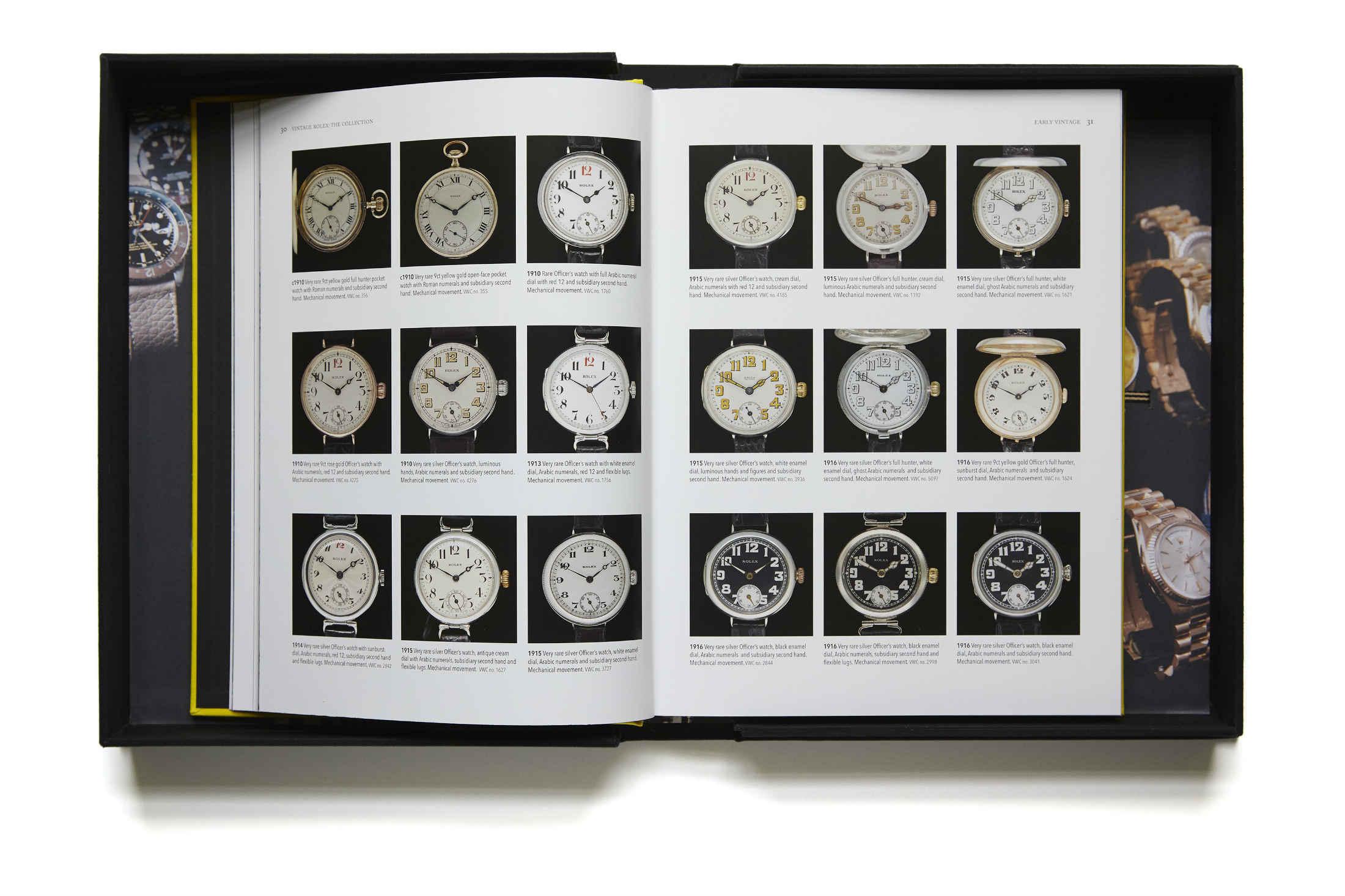 David Silver Vintage Rolex Book